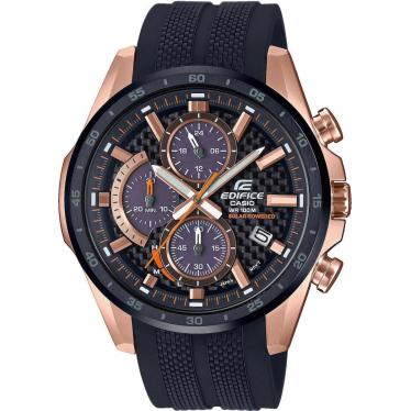 Ceas barbatesc Casio Edifice Solar Powered Chronograph - EQS-900PB-1AVUEF