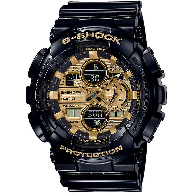 Ceas barbatesc Casio G-Shock - GA-140GB-1A1ER 1