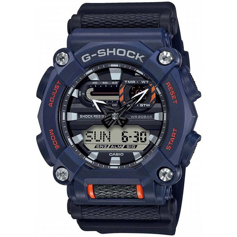 Ceas barbatesc Casio G-Shock - GA-900-2AER 1