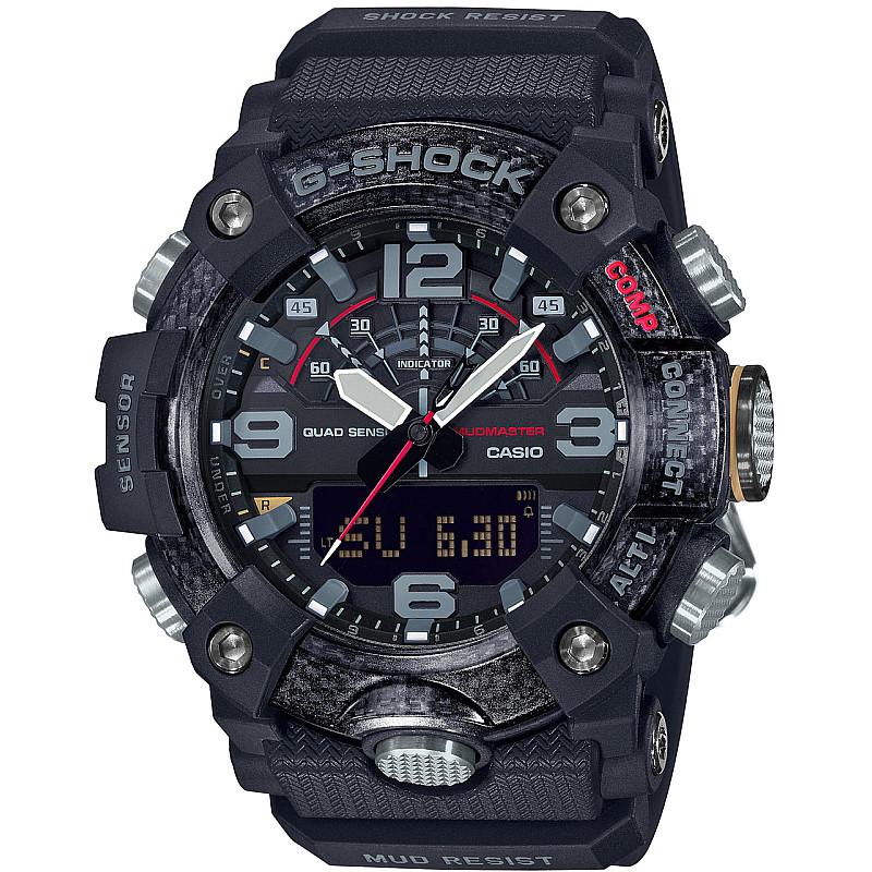 Ceas barbatesc Casio G-Shock Mudmaster Bluetooth - GG-B100-1AER 1