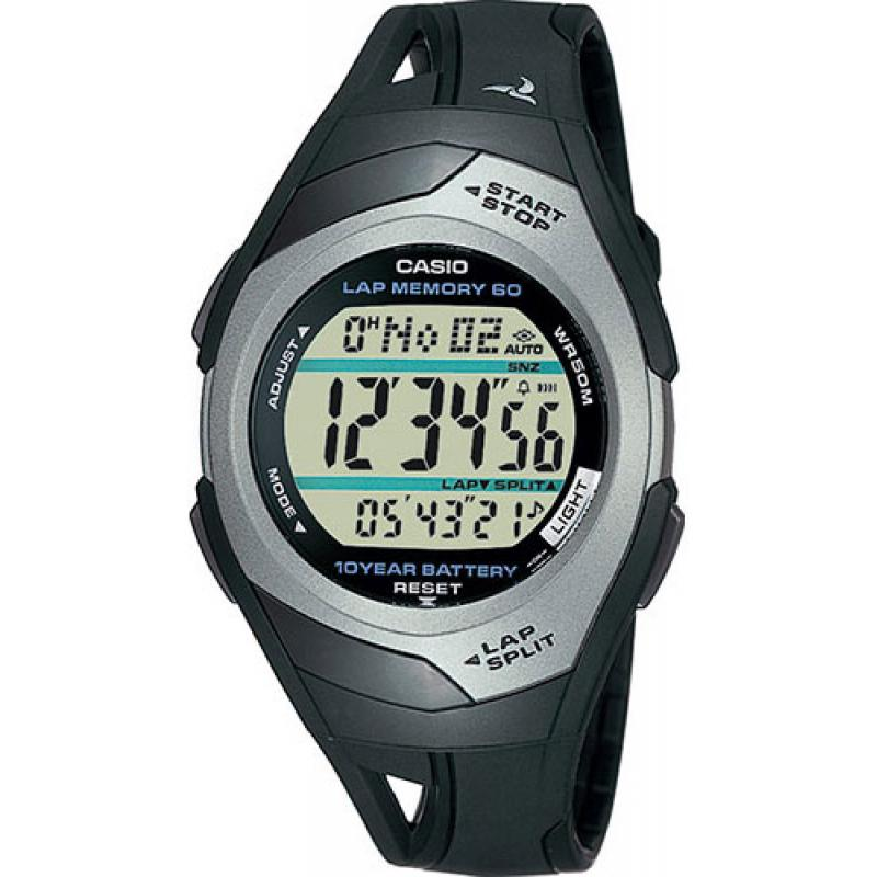 Ceas barbatesc Casio digital - STR-300C-1VER