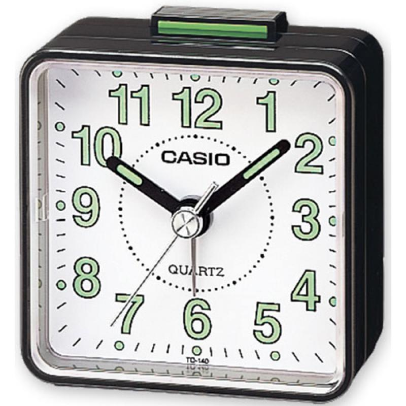 Ceas desteptator Casio TQ-140-1BEF