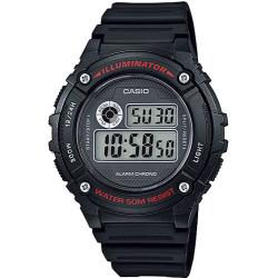 Ceas barbatesc Casio digital - W-216H-1AVEF