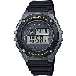 Ceas barbatesc Casio digital - W-216H-1BVEF